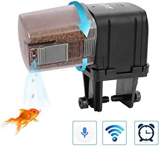 Comedero Automatico de Peces y Acuarios con wifi