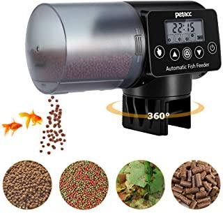 alimentador Automatico de Peces y Acuarios