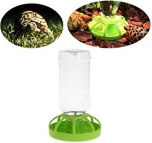 bebedero para tortugas de tierra automatico