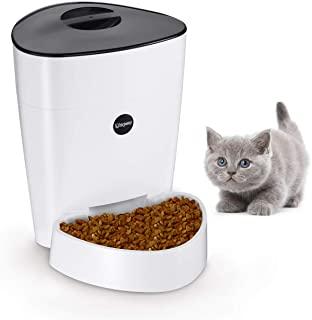 comederos inteligentes de gatos