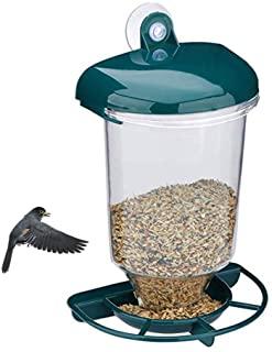 dispensador automatico de comida para aves silvestres