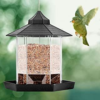alimentador automatico de aves silvestres