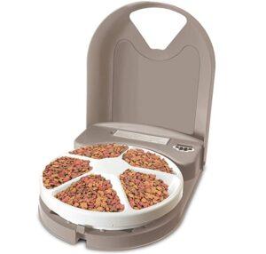 PetSafe Eatwell PFD11-13707 Comedero Automático De Cinco Comidas